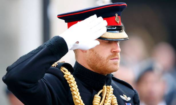 Prince Harry will not take part in British war exercise against Russia despite reports Photo C GETTY IMAGES