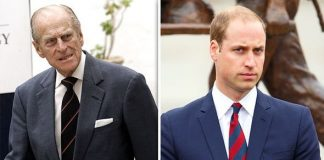 Prince Philip and Prince William Image Getty