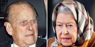 Prince Philip crash Duke of Edinburgh threatened the Queen as she complained about his speeding Image GETTY