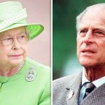 Prince Philip was reportedly heard swearing at Queen Elizabeth II when they were living in Malta Image GETTY