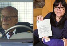 Prince Philips note was hand delivered to crash victim Image Steve Bainbridge Getty