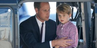 Prince William chokes up as he struggles to talk about emotional moment relating to his children Photo C GETTY IMAGES