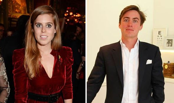 Princess Beatrice and her boyfriend Edoardo Mapelli Mozzi jetted off to Kenya for holiday Image GETTY REX SHUTTERSTOCK