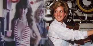 Princess Diana's SHOCK at half naked women in submarine REVEALED Image Getty