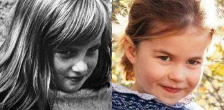 Princess Diana Princess Charlotte 😍😍 Photo C INSTAGRAM GETTY IMAGES