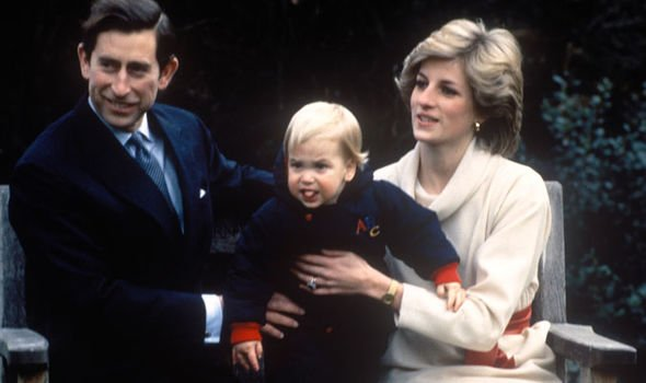 Princess Diana and Prince Charles Image Getty 5