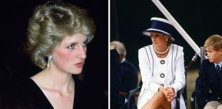 Princess Diana and Prince William Image Getty 01
