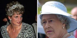 Princess Diana and Queen Elizabeth II Image Getty 01