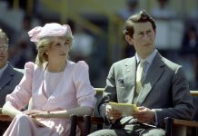 Princess Diana wanted to confuse Prince Charles during their separation Pictured Princess Diana And Prince Charles watch Photo Patrick Riviere Getty Images