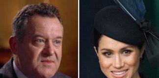 Princess Dianas Butler defends Meghan Markle Image GETTY