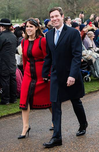 Princess Eugenie and Jack Brooksbank Photo C GETTY IMAGES 01
