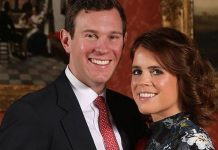 Princess Eugenie and Jack Brooksbank announced their engagement one year ago Image GETTY