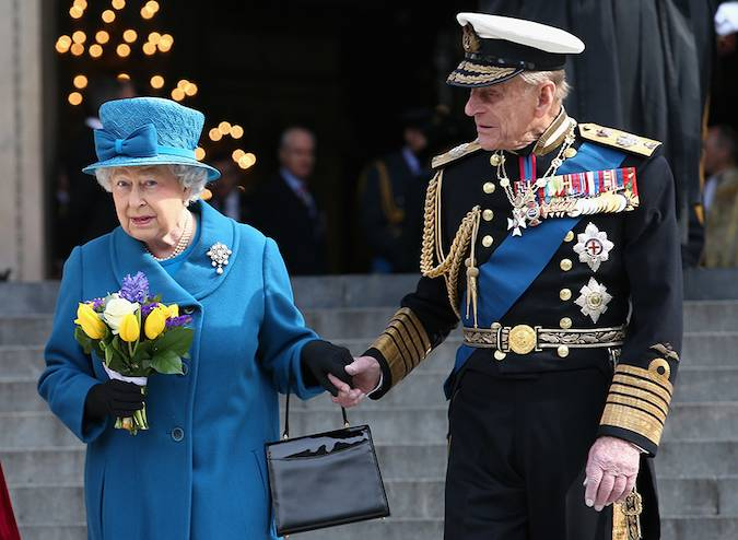Public displays of affection among the royals are rare to see Usually when members of the Queens family are spotted out Photo C GETTY IMAGES