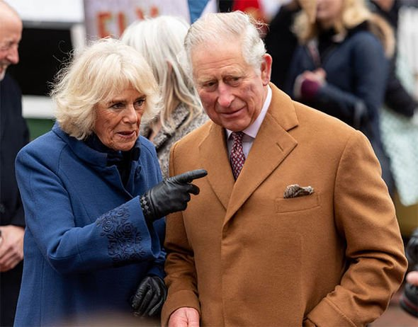 Queen Camilla Charles will want to make his wife Queen when he becomes King Image GETTY
