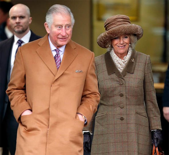 Queen Camilla The row over Camilla becoming Queen could trigger a constitutional row Image GETTY