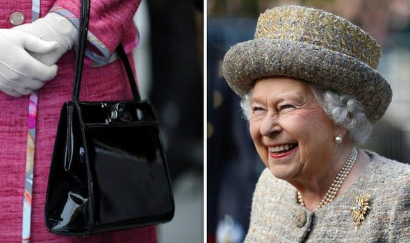 Queen Elizabeth II news The Queen has had the same handbag for 50 years Image GETTY
