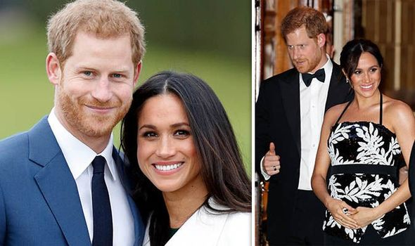 Royal baby birth Meghan Markle and Prince Harry have an exciting year ahead Image Getty