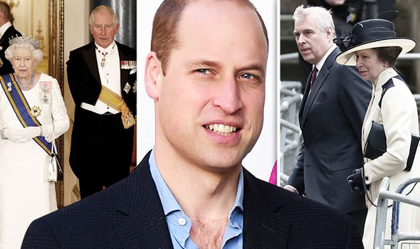 Royal engagements The future king undertook under half of the engagements as that of his father Image GETTY