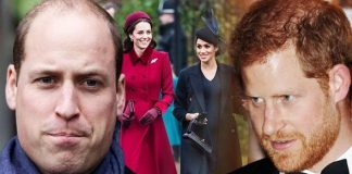 Royal expert claimed the real feud could be between Prince Harry and Prince William Image GETTY