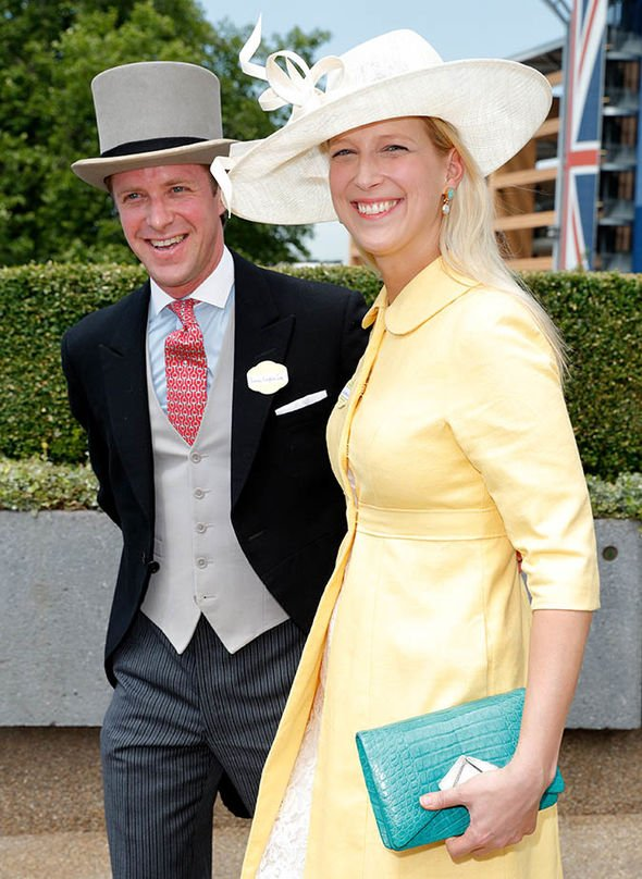Royal wedding 2019 Lady Gabriella Windsor and Thomas Kingston got engaged in the summer of 2018 Image GETTY