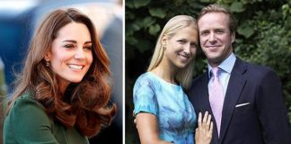Royal wedding 2019 Lady Gabriella Windsor is the daughter of Prince Michael of Kent Image Getty