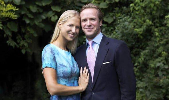 Royal wedding Lady Gabriella Windsor will wed Thomas Kingston this Spring Image GETTY