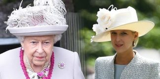 Royal wedding Queen Elizabeth II is not expected to attend Lady Gabriellas wedding Image GETTY