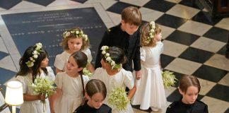 Royal weddings Bridal parties in pictures Photo C GETTY IMAGES 06