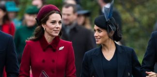 Rumours have circulated for months about a Royal fued between the Duchesses of Cambridge and Sussex Image GETTY