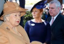 Sarah Ferguson and Prince Andrew officially split in 1996 Image GETTY