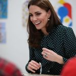 The Duchess of Cambridge during a visit to the homeless charity The Passage in London in December 2018 Image Yui Mok PA Wire