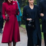 The Duchesses of Cambridge and Sussex Image GETTY