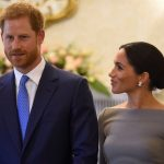 The Duke and Duchess of Sussex will move to their new home in early 2019 Photo C Clodagh Kilcoyne WPA Pool Getty Images