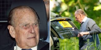 The Duke of Edinburgh has been delivered a new car Image GETTY