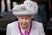 The Queen's staff are striking amid a bitter spat over pensions Image GETTY