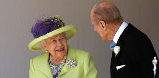The Queen and the Duke of Edinburgh Image GETTY
