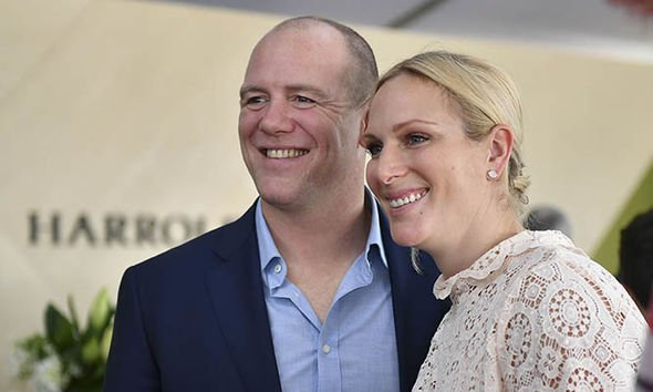 The couple arrived in Australia over the weekend and are in Queensland for the week long carnival Image Media Mode
