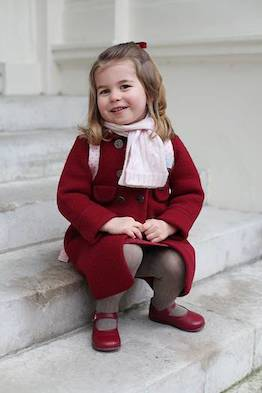 The cutest photos of Prince Louis Prince George and Princess Charlotte taken by mum Kate Middleton Photo C PA 03