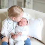 The cutest photos of Prince Louis Prince George and Princess Charlotte taken by mum Kate Middleton Photo C REX 04