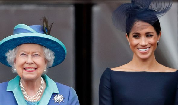 The director of the National Theatre has met with Meghan to discuss her future role Image GETTY