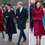 The duchesses projected a strong image together at Christmas say royal commentators Image Getty