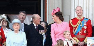 The photos that show Kate Middleton has the best relationship with her royal in laws