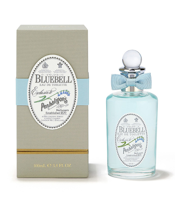 The royal loved Penhaligons Bluebell £98 Photo C GETTY IMAGES