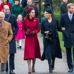 The royals attend the Christmas Day church service in Sandringham Image Samir Hussein Samir Hussein WireImage