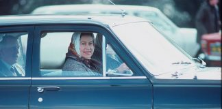 Why dont the royal family always wear seatbelts Photo C GETTY IMAGES