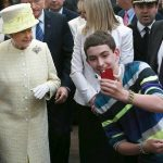 You can probably count on one hand how many times a royal has willingly stopped to pose for a selfie Photo C GETTY