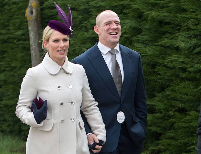 Zara Tindall and Mike Tindall Photo C GETTY IMAGES 01