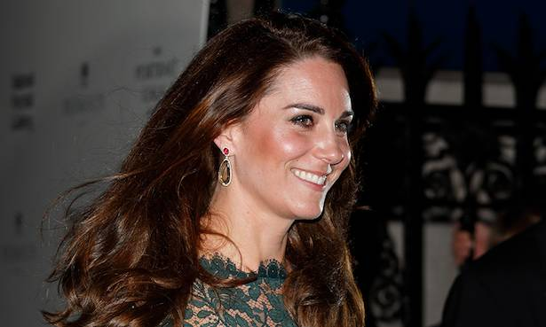Duchess Kate wearing her designs the royal wore two dresses by the designer on her tour of India in 2017 Photo C GETTY IMAGES