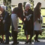 kate middleton kisses the queen Phto C GETTY 1