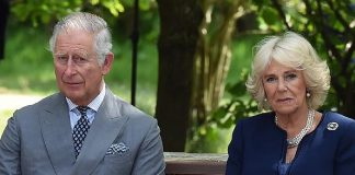 Camilla Parker Bowles reportedly had an outburst and made a scathing dismissal to Prince Charles. Pictured: Prince Charles and Camilla attend the dedication service for the National Memorial to British Victims of Overseas Terrorism at the National Memorial Arboretum on May 17, 2018 in Alrewas, England. Photo: Getty Images/Paul Ellis
